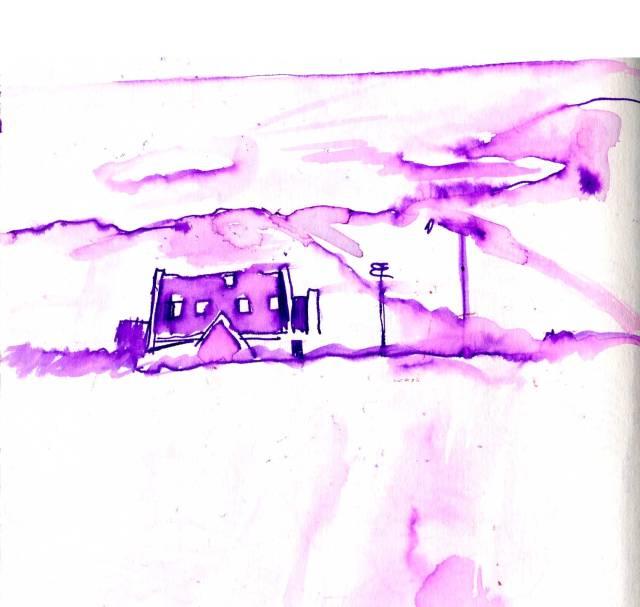 Achill house